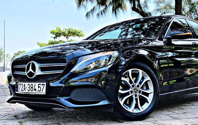 Cần bán Mercedes-Benz C200 SX 2018, màu đen1