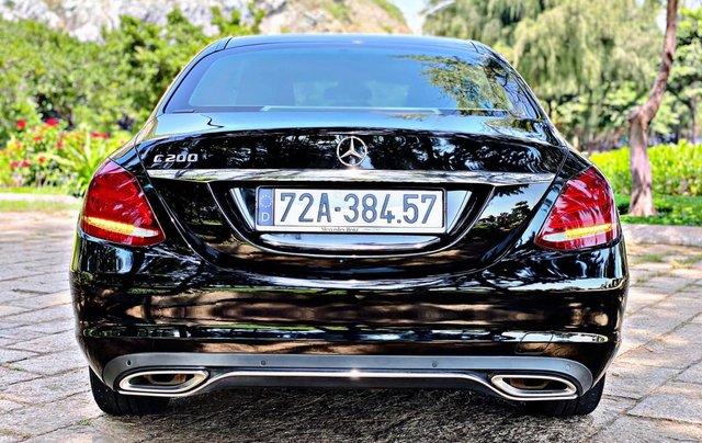 Cần bán Mercedes-Benz C200 SX 2018, màu đen5