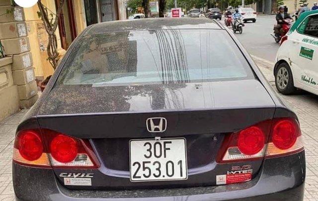 Bán Honda Civic 2.0AT 2006, giá tốt4