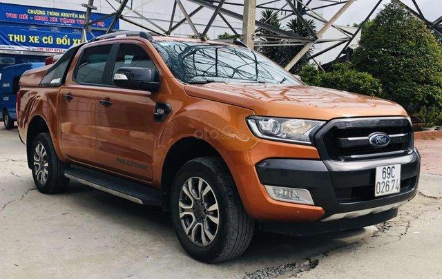 Cần bán gấp Ford Ranger sản xuất 2020, nhập khẩu nguyên chiếc1