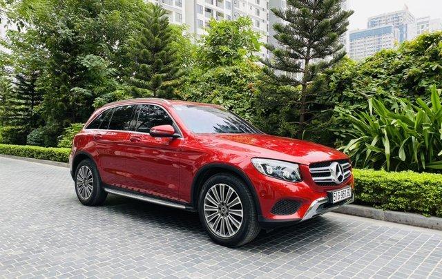 Mercedes-Benz GLC250 2019 siêu chất8
