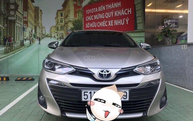 Toyota Vios G gia đình bao test hãng Toyota0