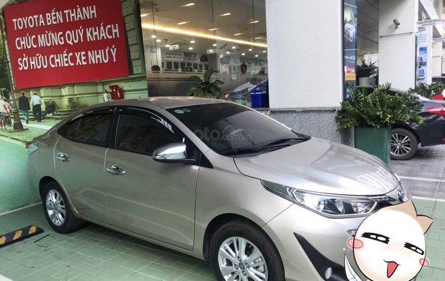 Toyota Vios G gia đình bao test hãng Toyota1