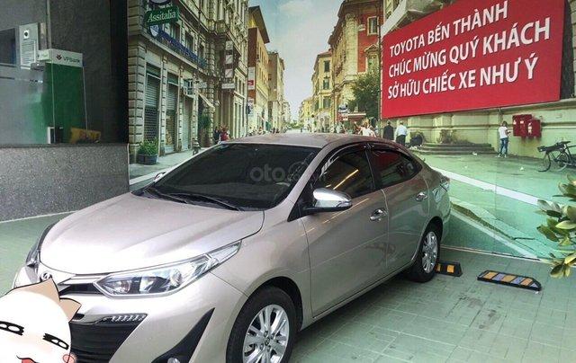 Toyota Vios G gia đình bao test hãng Toyota2