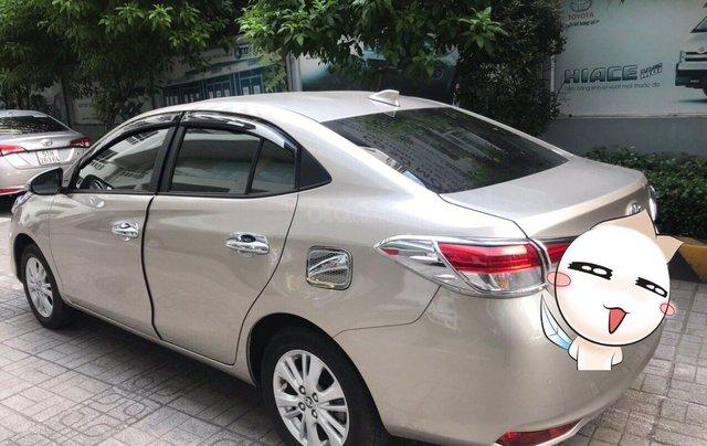 Toyota Vios G gia đình bao test hãng Toyota3