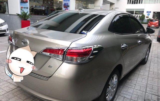 Toyota Vios G gia đình bao test hãng Toyota4