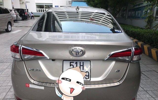 Toyota Vios G gia đình bao test hãng Toyota6