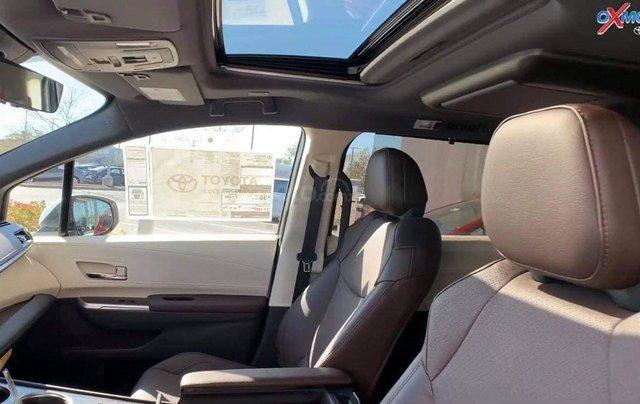 Bán xe Toyota Sienna Limited 2020 full option nhập Mỹ6