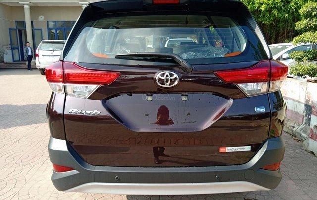 Toyota Rush 2020 đủ màu - giao ngay giảm giá sốc liên hệ ngay để có giá tốt nhất - hỗ trợ trả góp toàn quốc2