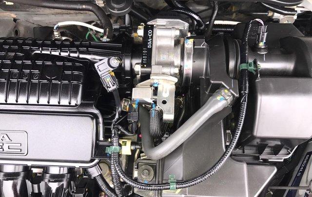 Honda City 1.5MT đời cuối 2016, màu mới Titanium nâu cafe, full kịch đồ, xe 1 chủ, mới lướt8