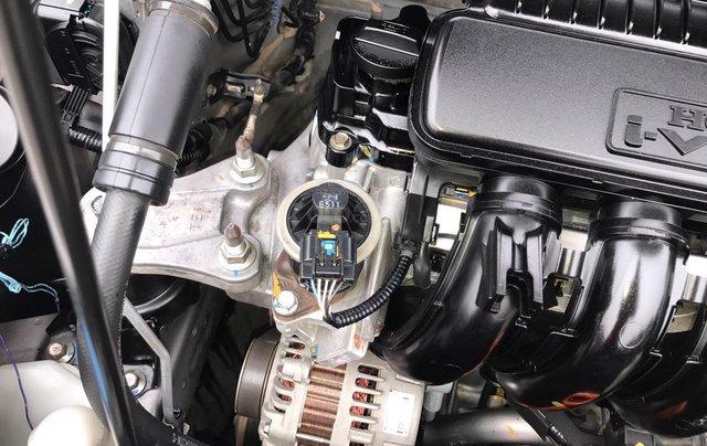 Honda City 1.5MT đời cuối 2016, màu mới Titanium nâu cafe, full kịch đồ, xe 1 chủ, mới lướt12