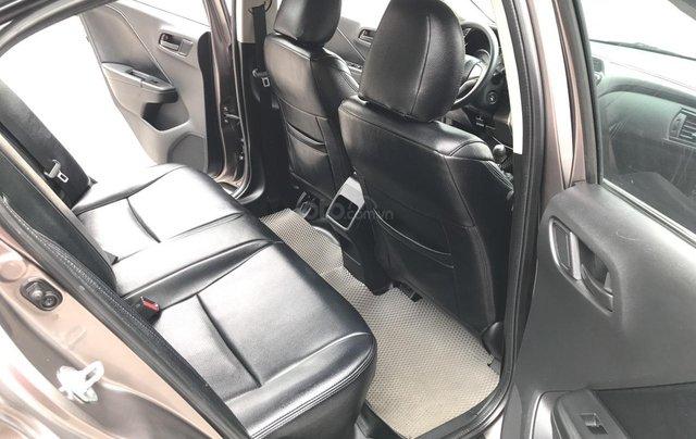 Honda City 1.5MT đời cuối 2016, màu mới Titanium nâu cafe, full kịch đồ, xe 1 chủ, mới lướt6