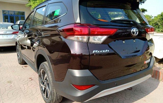 Toyota Rush 2020 đủ màu - giao ngay giảm giá sốc liên hệ ngay để có giá tốt nhất - hỗ trợ trả góp toàn quốc3