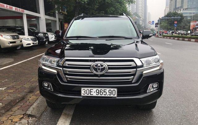 Bán xe Toyota Landcruiser 2017 - đi ít - xe cực chất - xem xe tại Hà Nội0