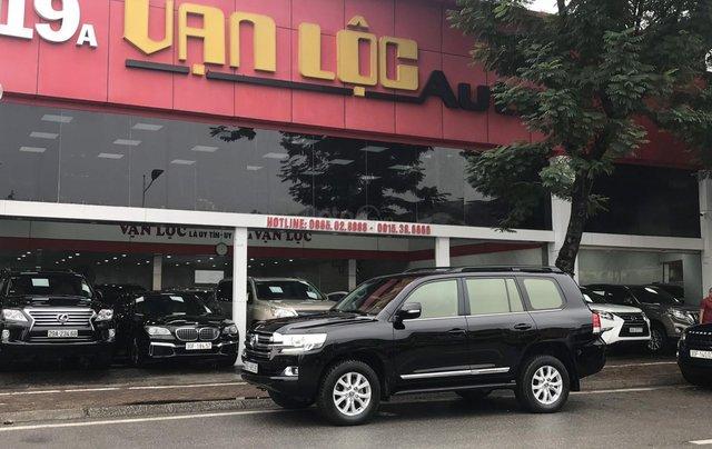 Bán xe Toyota Landcruiser 2017 - đi ít - xe cực chất - xem xe tại Hà Nội2