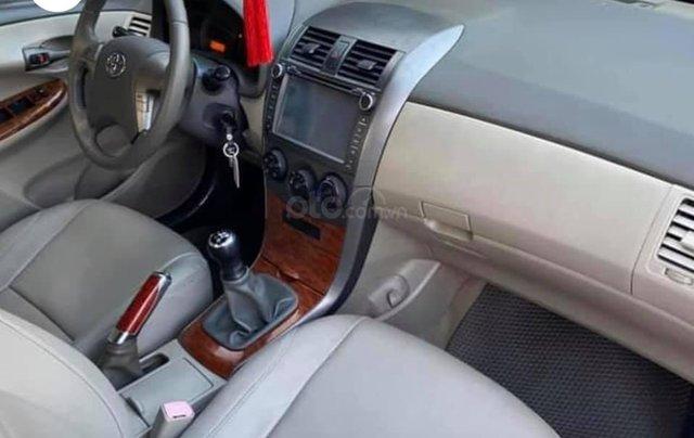 Bán Toyota Corolla Altis MT sản xuất 2009, xe đẹp3