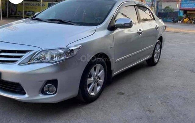 Bán Toyota Corolla Altis MT sản xuất 2009, xe đẹp2