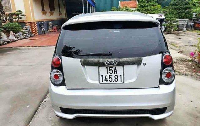 Bán Kia Morning sản xuất năm 2009, màu bạc, số sàn, giá tốt1