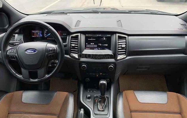 Bán Ford Ranger sản xuất năm 2016, màu đen, nhập khẩu, số tự động4