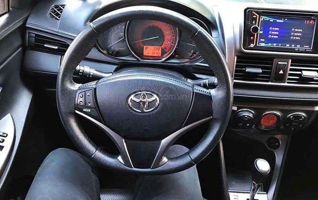 Bán Toyota Yaris 1.5G năm 2016, màu trắng, xe nhập, 545 triệu1