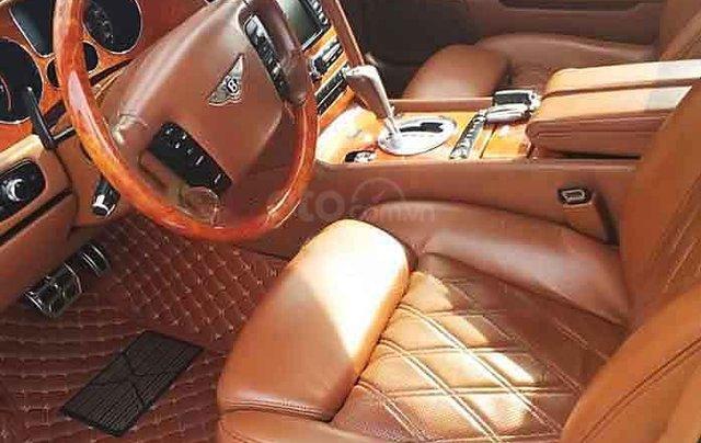 Bán Bentley Continental năm sản xuất 2005, màu đen, xe nhập4