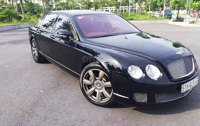 Bán Bentley Continental năm sản xuất 2005, màu đen, xe nhập0