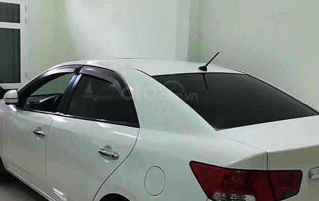 Bán Kia Forte sản xuất 2011, màu trắng, nhập khẩu 1