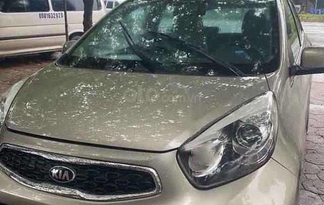 Bán ô tô Kia Morning sản xuất 2017, giá tốt0