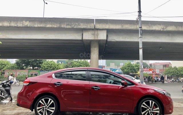Bán Kia Cerato 1.6 sx 2017, model 20181