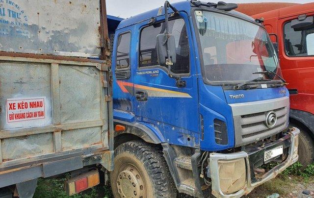 Bán đấu giá xe Thaco 7 tấn sx 20150