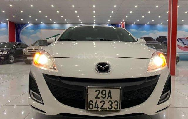 Mazda 3 SX 2009, nhập khẩu Đài Loan, màu trắng3