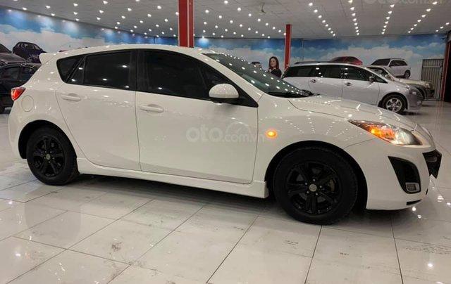 Mazda 3 SX 2009, nhập khẩu Đài Loan, màu trắng2