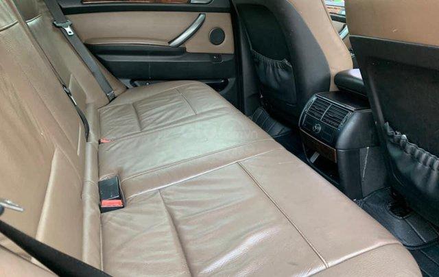 Cần bán xe BMW X5 SX năm 2005, màu đen4