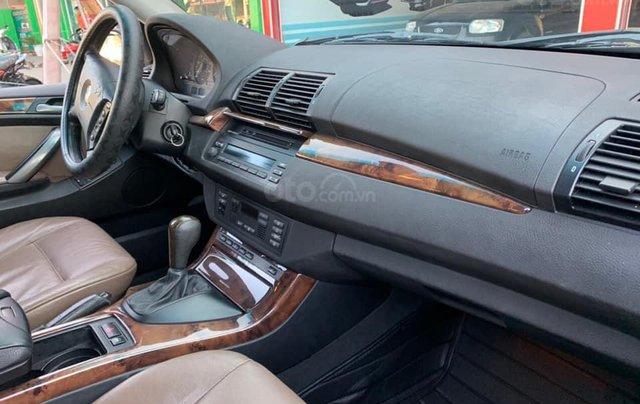 Cần bán xe BMW X5 SX năm 2005, màu đen5