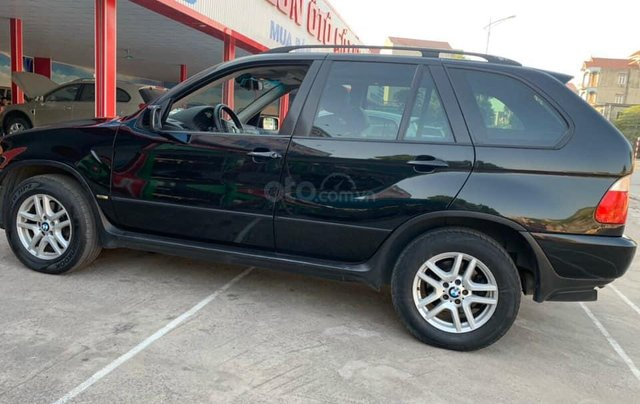 Cần bán xe BMW X5 SX năm 2005, màu đen3