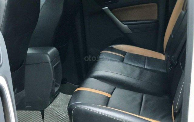 Cần bán xe Ford Ranger đăng ký 2016, màu trắng nhập khẩu nguyên chiếc, giá tốt 475 triệu đồng5