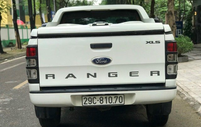 Cần bán xe Ford Ranger đăng ký 2016, màu trắng nhập khẩu nguyên chiếc, giá tốt 475 triệu đồng1
