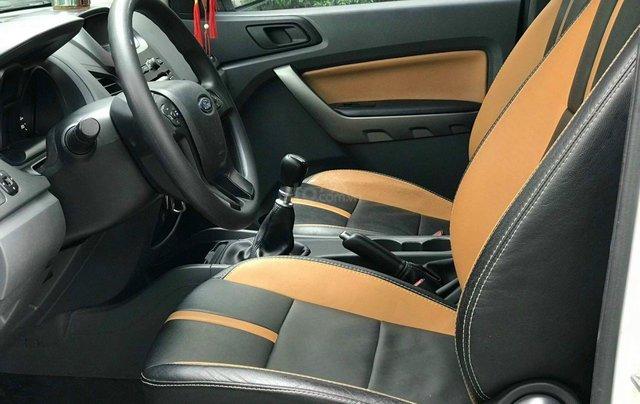 Cần bán xe Ford Ranger đăng ký 2016, màu trắng nhập khẩu nguyên chiếc, giá tốt 475 triệu đồng4