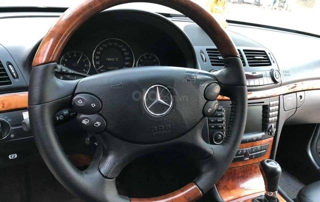 Bán xe Mercedes-Benz E280 SX 2008, màu đen2
