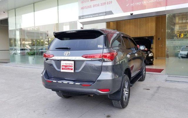 Cần bán xe Toyota Fortuner 2.7V 4x2 AT 2017 màu xám, xe gia đình, HCM - xe cũ chính hãng giá tốt3