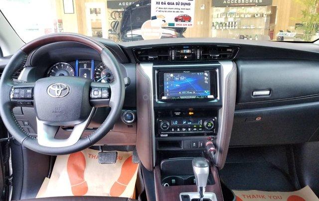 Cần bán xe Toyota Fortuner 2.7V 4x2 AT 2017 màu xám, xe gia đình, HCM - xe cũ chính hãng giá tốt7