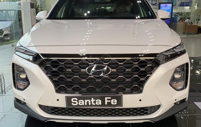 [Hyundai Thanh Hoá] Xe Santafe 2019 đã có giá cực hot, riêng Santafe bản đặc biệt giảm sâu lên đến 35.000.000đ0
