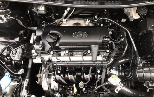 Hyundai Accent 1.4AT Blue cuối 2014, nhập khẩu, tự động, màu đen bản full kịch option. Vào 20 triệu đồ chơi8