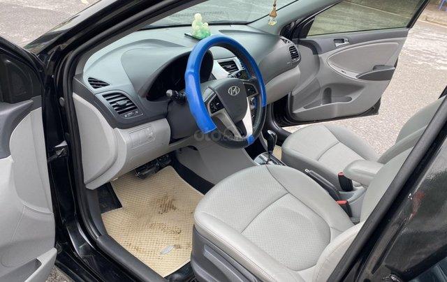 Hyundai Accent 1.4AT Blue cuối 2014, nhập khẩu, tự động, màu đen bản full kịch option. Vào 20 triệu đồ chơi4