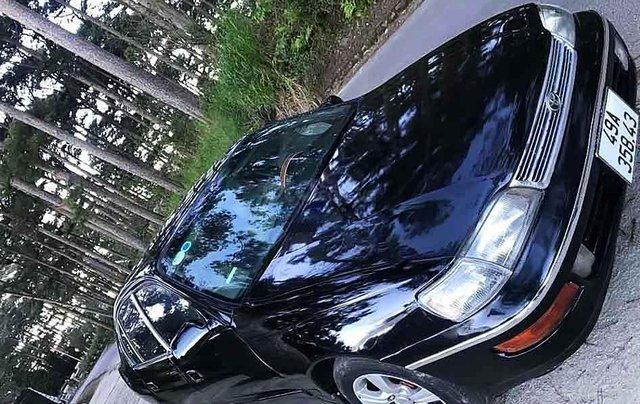 Cần bán gấp Toyota Corona năm sản xuất 1993, màu đen, xe nhập0