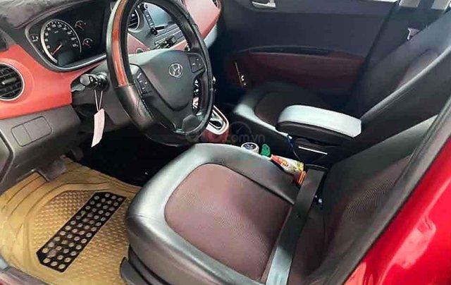 Bán Hyundai Grand i10 1.2 AT đời 2018, màu đỏ chính chủ3