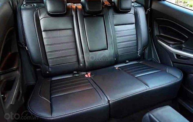 Cần bán xe Ford EcoSport sản xuất 2020, màu đen, giá mềm1