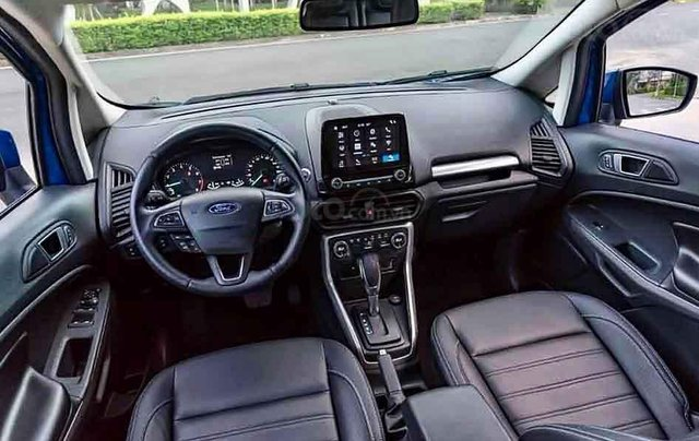 Cần bán xe Ford EcoSport sản xuất 2020, màu đen, giá mềm2