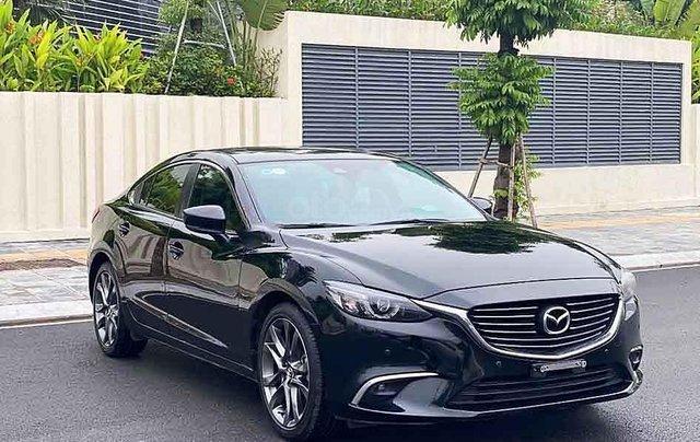Xe Mazda 6 Premium năm 2019, màu đen chính chủ, 825 triệu0