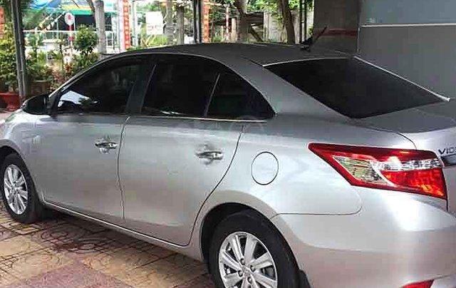 Bán ô tô Toyota Vios sản xuất năm 2018, màu bạc chính chủ3